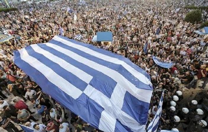 احتجاجات في اليونان على إقرار البرلمان إجراءات تقشف جديدة