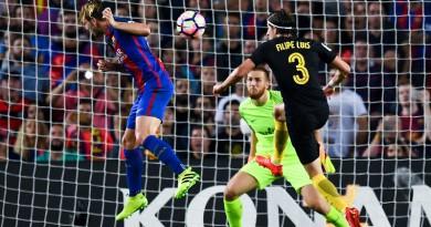 بالصور: التعادل يحسم موقعة برشلونة وأتلتيكو مدريد
