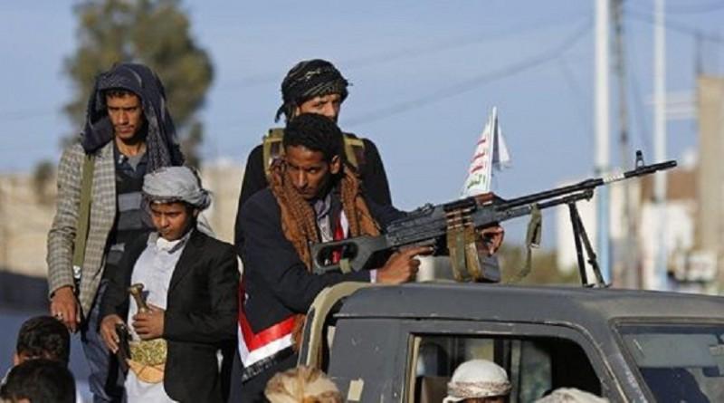 صحيفة: إحباط محاولة تهريب أسلحة إلى الحوثيين في شاحنات لوحاتها عمانية