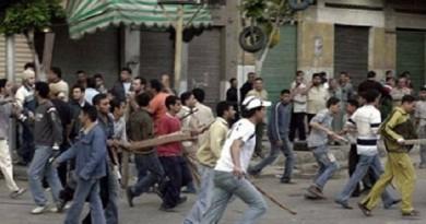 سقوط 7 مصابين في مشاجرة ببني سويف والأمن يفرض كردونًا أمنيًا