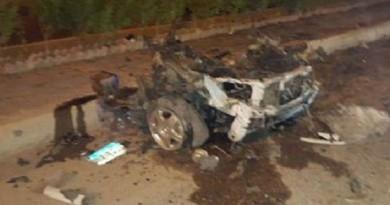دوي انفجار في التجمع الخامس وانباء عن نجاة مسؤول مصري من محاولة اغتيال