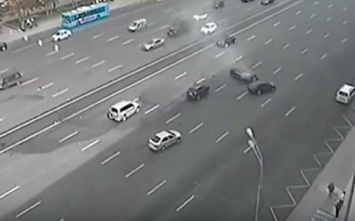 نجاة بوتين من الموت ومقتل سائق سيارته