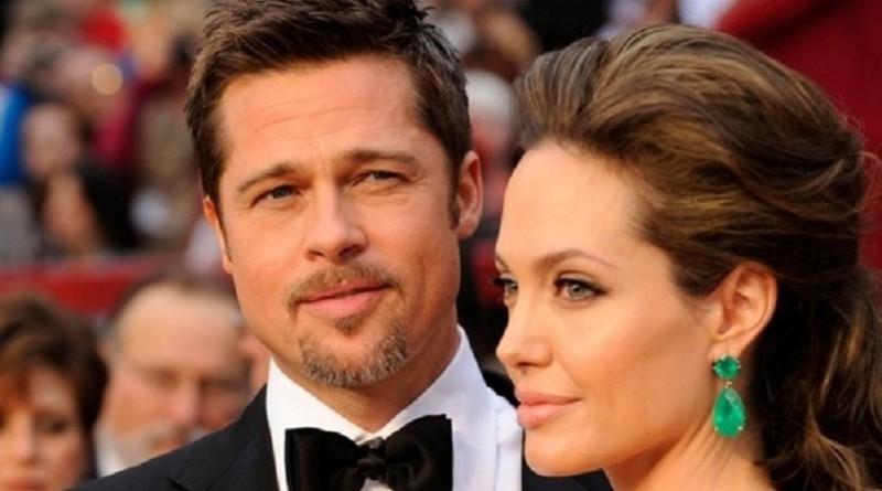 أنجلينا جولي تطلب فسخ زواجها من براد بيت