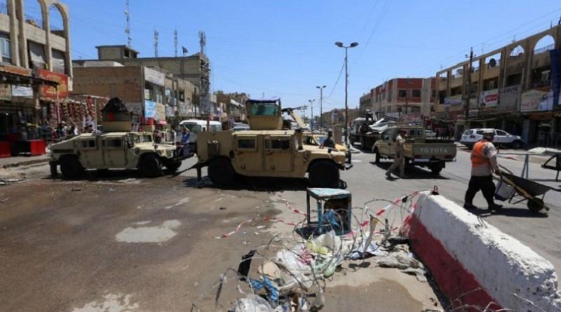قتلى وجرحي في تفجير انتحاري ببغداد