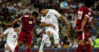 بالفيديو: إيران تصعق قطر بالوقت القاتل في تصفيات المونديال