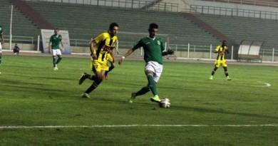 بالفيديو: الاتحاد يحقق فوزًا عريضًا على المقاولون العرب في الدوري