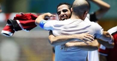 لأول مرة.. مصر تتأهل لربع نهائي مونديال الصالات على حساب إيطاليا