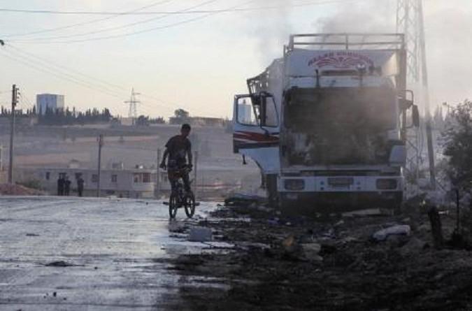 روسيا: الطيران الروسي والسوري لم يشتركا في الضربات على قافلة مساعدات