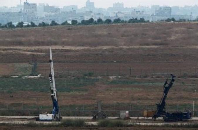إسرائيل تبني جدارًا تحت الأرض على طول الحدود مع غزة