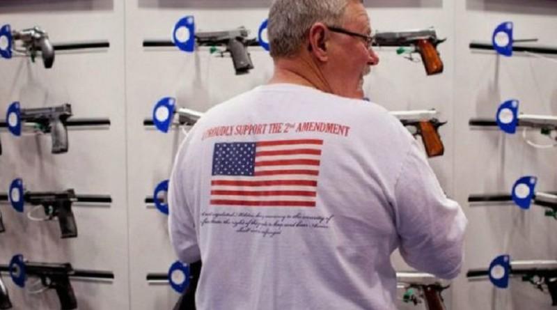 600 ألف قطعة سلاح تسرق سنويًا في أمريكا