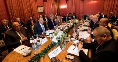 """سوريا.. انتهاء مباحثات لوزان بـ""""أفكار جديدة"""" رغم """"التوترات"""""""