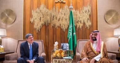 """وزير الخزانة الأميركي يحذر من تأثير """"جاستا"""" على المصالح مع الخليج"""