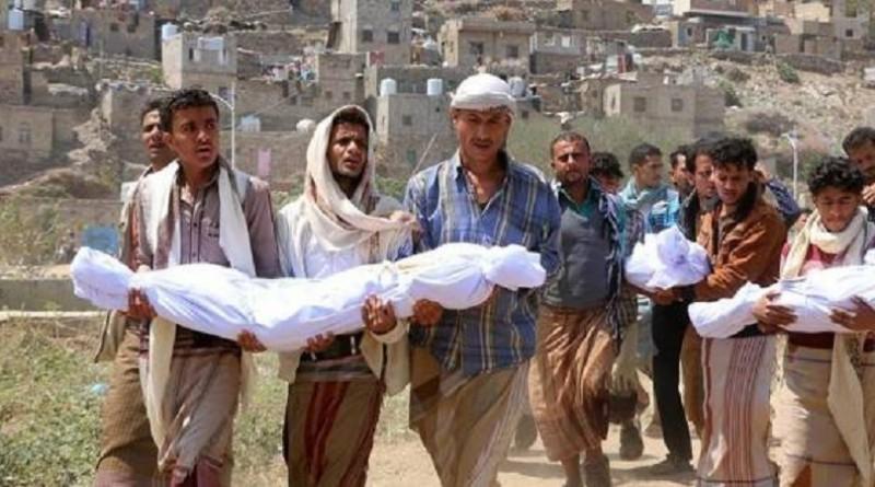 """""""يونيسف"""": 1163 طفلًا على الأقل قتلوا في اليمن منذ اندلاع الحرب"""
