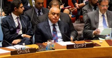 ردود تصويت مصر على القرار الروسي : الابتزاز الدبلوماسي ليس من أخلاق الكبار