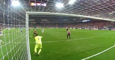 موراتا ينتشل ريال من مستنقع بلباو ويمنحه الصدارة