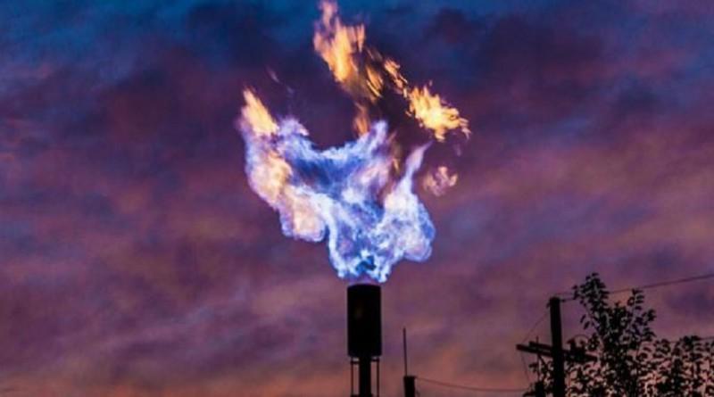 انبعاثات الميثان توثرعلى ارتفاع درجة حرارة الأرض