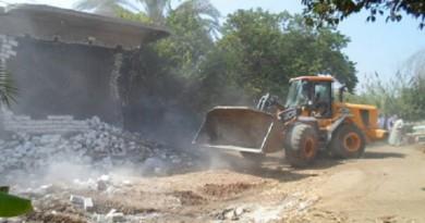 إزالة 417 حالة تعد على الأراضي الزراعية بمراكز المنيا 