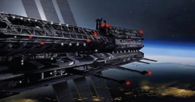 """هل توافق الأمم المتحدة على بناء """"أول أمة فضائية"""" تابعة للأرض ؟!!"""