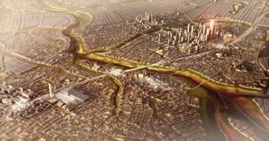 بالصور .. مصر ستحظى بعاصمة جديدة باستثمارات صينية
