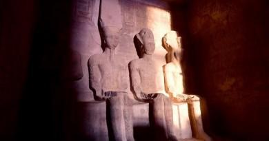 تعامد الشمس على وجه رمسيس الثاني يجذب مزيدا من السياح