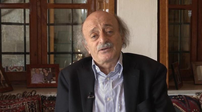 جنبلاط يمهد الطريق أمام عون لرئاسة لبنان