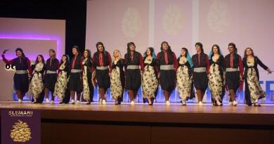 سينمائيون عرب فى اول مهرجان دولى للأفلام فى السليمانية
