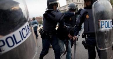 اعتقال أربعة مشتبه بصلتهم بمتشددين إسلاميين بإسبانيا والمغرب