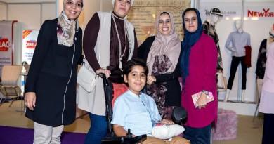 نجاح باهر لمعرض الام والطفل في نسخته السابعة بمدينة الدار البيضاء