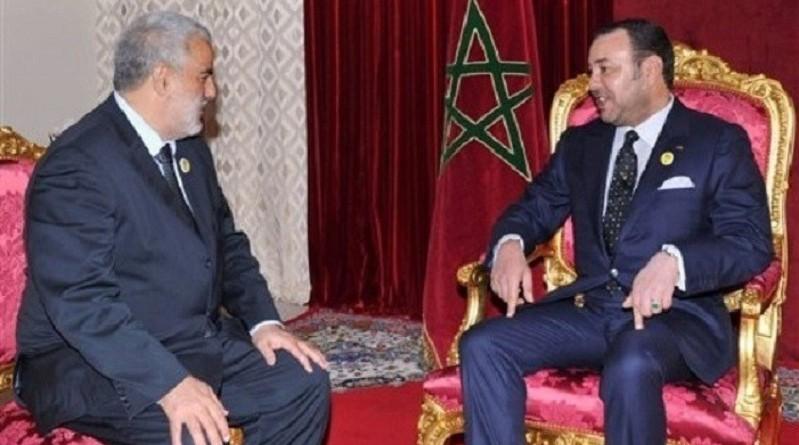 العاهل المغربي يكلف الأمين العام لحزب العدالة والتنمية بتشكيل الحكومة الجديدة