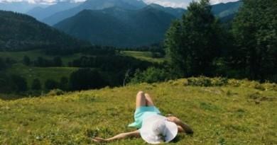 العلماء يثبتون فوائد تنشق هواء الجبل