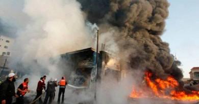 مصرع 15 امرأة جراء قصف جوي خلال مجلس عزاء جنوب كركوك
