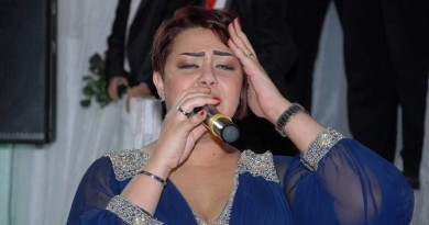 المطربة بشرى أوعكي تتألق في مهرجان الأغنية المغربية
