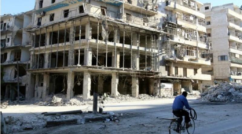 سانا : دمشق تتهم المعارضة بقصف معبر لخروج المدنيين شرقي حلب