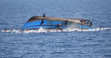 تقريرللأمم المتحدة: 3800 شخص لقوا حتفهم أثناء عبورهم البحر المتوسط خلال 2016