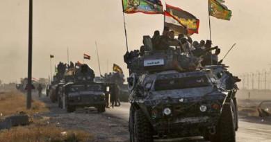 القوات العراقية تعلن إسقاط 20 قرية في اليوم الأول من معركة الموصل