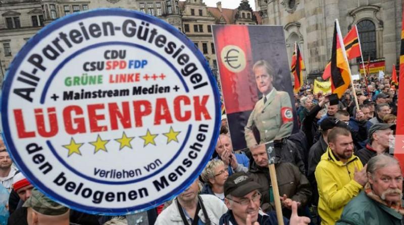 Nazi jargon revival causes alarm in Germany