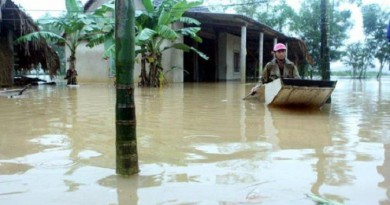 فيضانات فيتنام