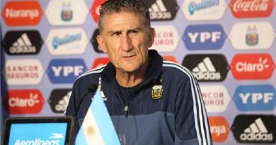 مدرب منتخب الأرجنتين إدجاردو باوزا