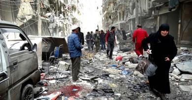 """باحث فرنسي: أهالي حلب يدفعون ثمن """"أنانية"""" العالم وخاصة الغرب"""