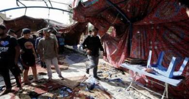 55 قتيلا في تفجير انتحاري وهجومين في العراق