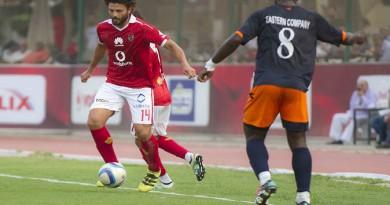 الأهلي يفوز على الشرقية للدخان بثلاثية وديًا استعدادًا لاستئناف الدوري
