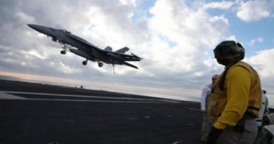 ليبيا: الطيران الأمريكي يضرب 9 أهداف متحركة لداعش في سرت
