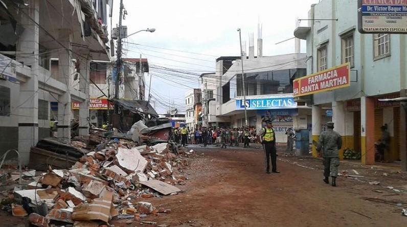 في ساعة واحدة.. إعصار وزلزال قوي يضربان أمريكا الوسطى