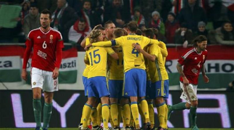 السويد تهزم المجر وديًا.. وأوكرانيا تنتزع فوزًا معنويًا من صربيا