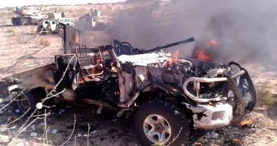 المتحدث العسكري: إحباط عملية إرهابية بشمال سيناء
