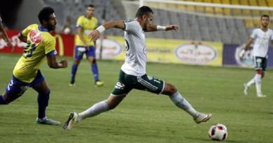 التعادل الإيجابي يحسم مباراة المصري أمام الإسماعيلي