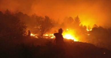 بعد قانون منع الاذان ... اسرائيل تحترق