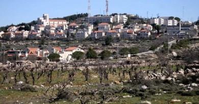 """مشروع قانون إسرائيلي لـ""""شرعنة"""" البؤر الاستيطانية"""