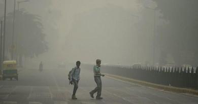 """الهند تعلن حالة الطوارئ بسبب تلوث """"قاتل"""" يجتاح البلاد"""