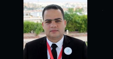 محمد عبد الغنى شادى، المنسق الإعلامى لتحالف شباب الثورة